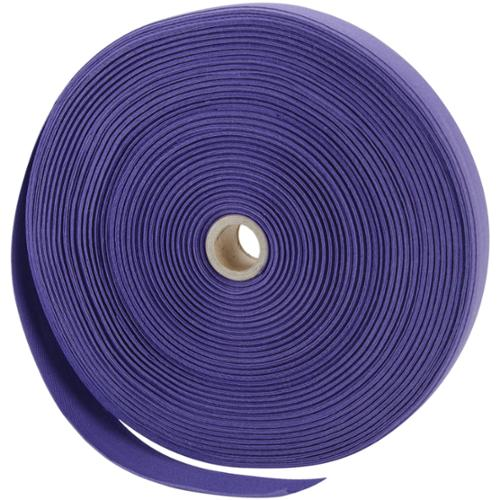 "100% Cotton Twill Tape 1""X55 Yards-Purple"