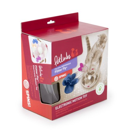 Petlinks Flitter Fly Wind Electronic Motion Cat
