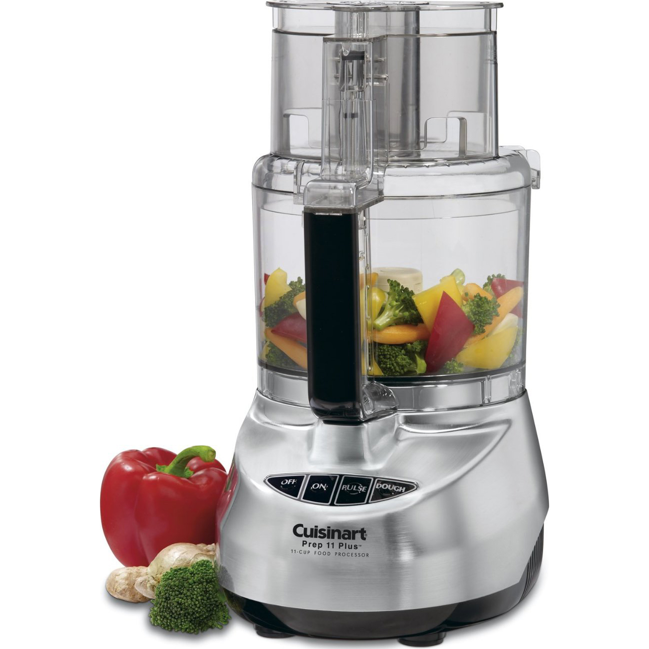 Cuisinart Prep 11 Plus 11-Cup  Food Processor, Stainless Steel