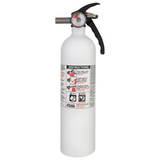 Multi Purpose Fire Extinguisher - Kidde Auto/Marine Fire Extinguisher, 10-B:C Rated
