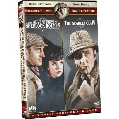 The Adventures Of Sherlock Holmes / The Scarlet Claw (Special Edition)