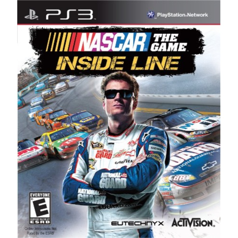 Nascar The Game: Inside Line Playstation 3 by Activision Inc.