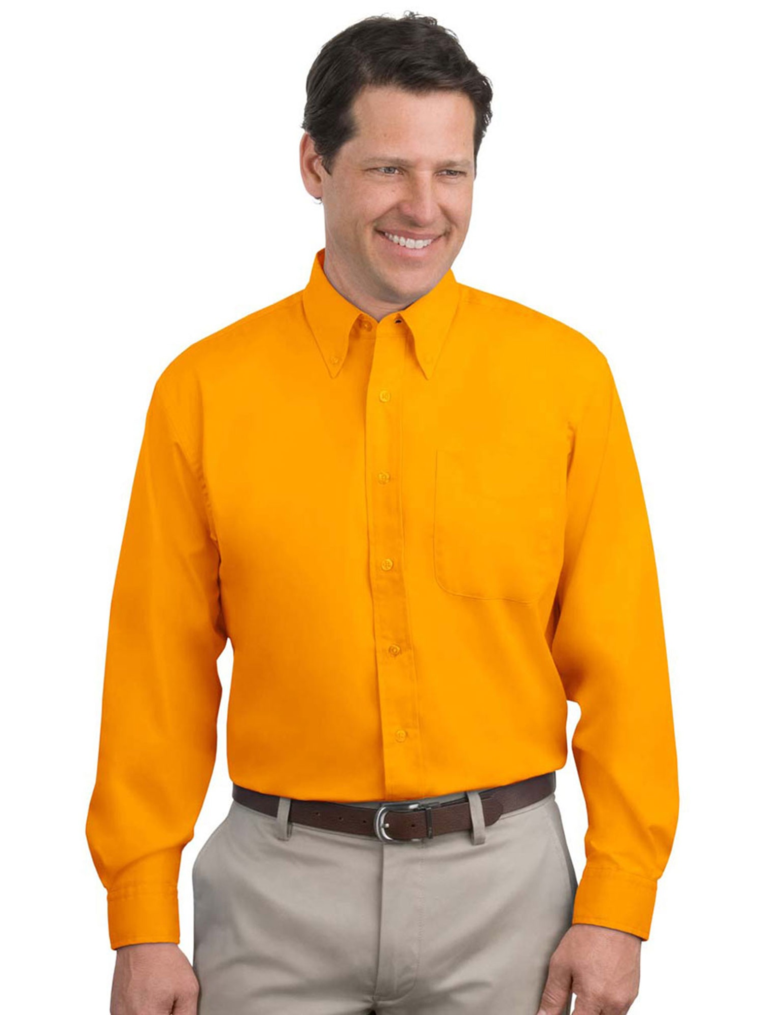Port Authority Men's Comfort Wrinkle Resistant Shirt