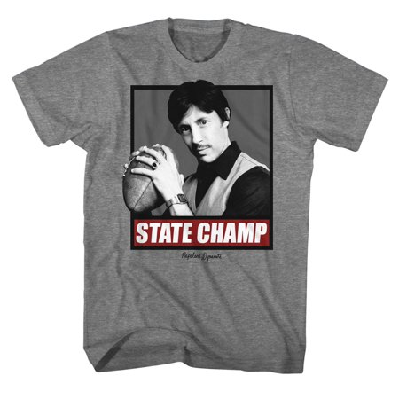 Napoleon Dynamite Comedy Movie State Champ Box Adult T Shirt Tee