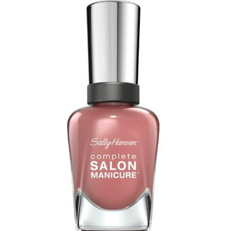 2 Pack - Sally Hansen Complete Salon Manicure, So Much Fawn 0.5