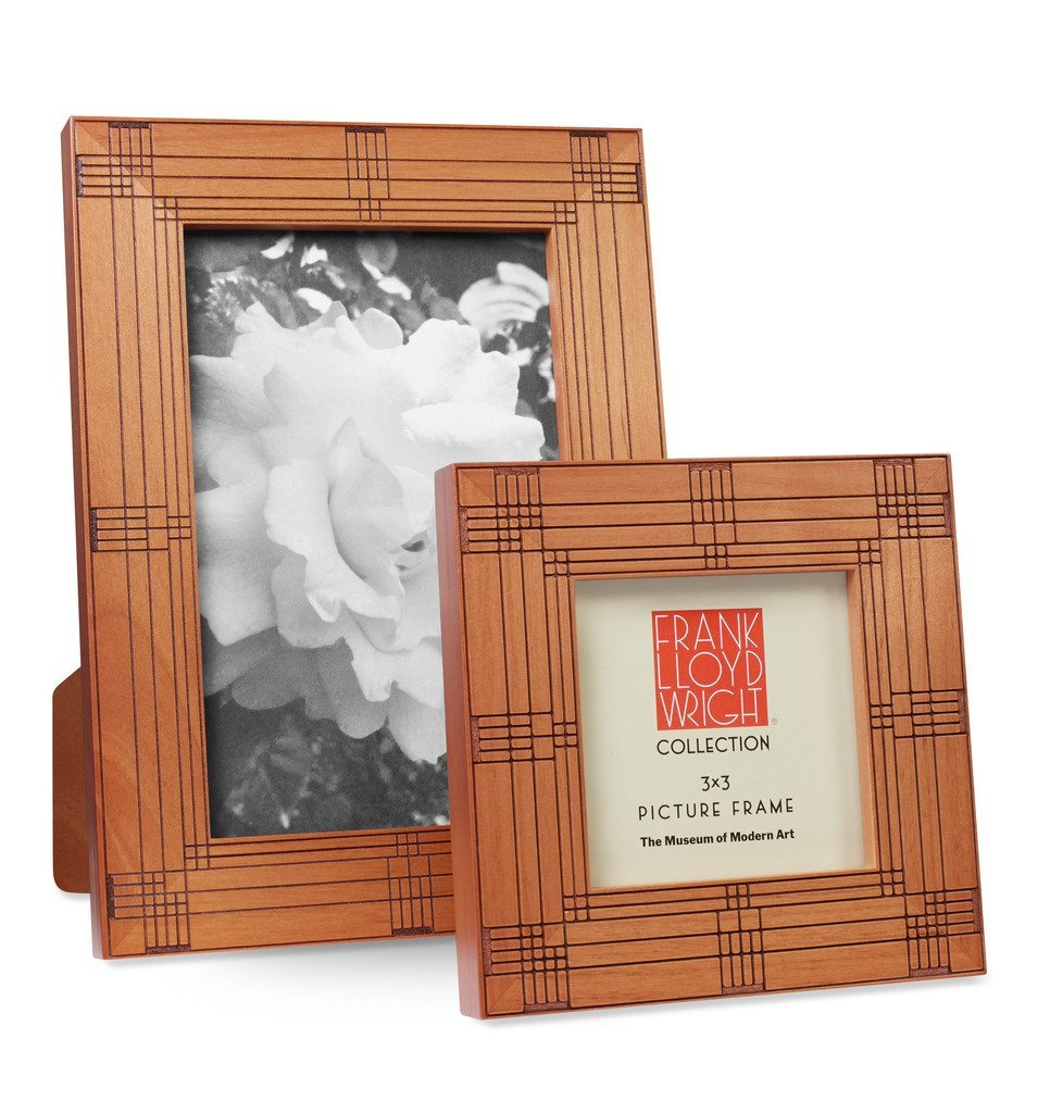 Synergy Labs Frank Lloyd Wright Heller Gift Picture Frame