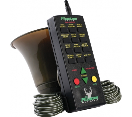 Cass Creek Phantom Whitetl Pro Series Predator Call Wired...