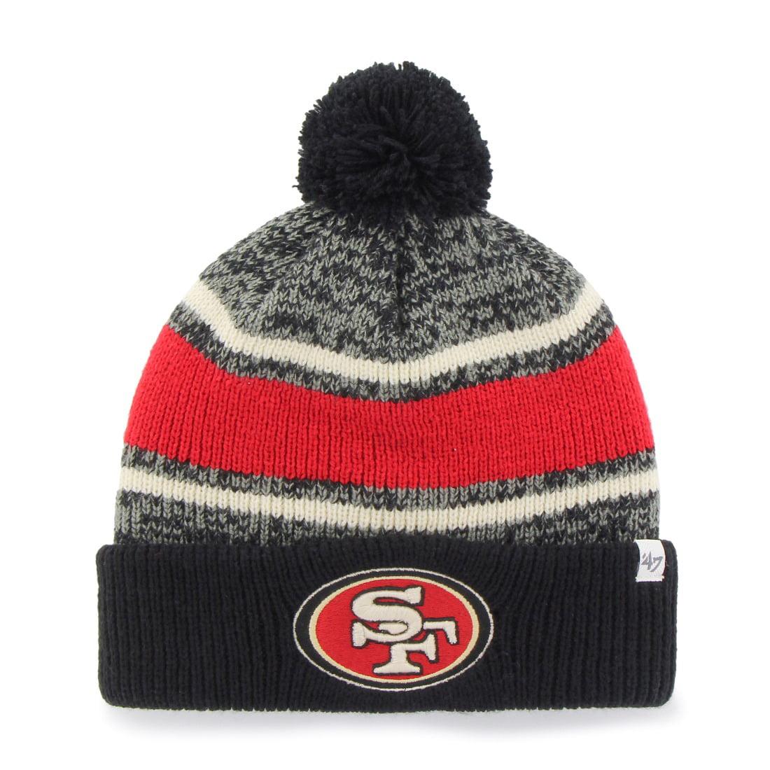 "San Francisco 49ers 47 Brand NFL ""Fairfax"" Cuffed Knit Hat by 47 Brand"