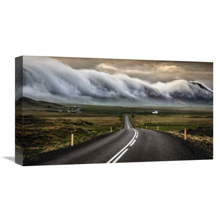Global Gallery Sus Bogaerts Untitled Canvas Wall Art