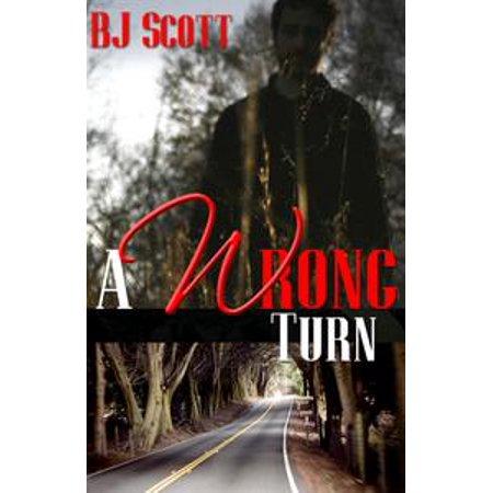 A Wrong Turn - eBook