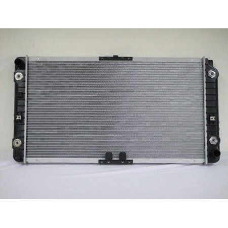 Go-Parts OE Replacement for 1994 - 1995 Cadillac Fleetwood Radiator 52472465 GM3010137 Replacement For Cadillac Fleetwood 1995 Cadillac Fleetwood Radiator