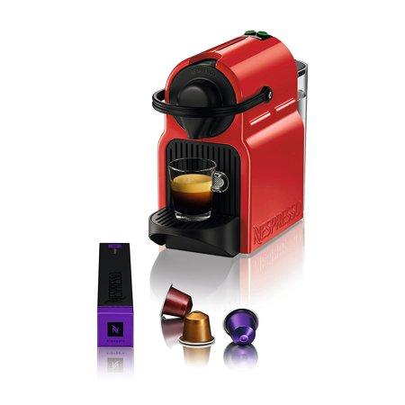 Nespresso Inissia Red by Breville (Nespresso Inissia White)