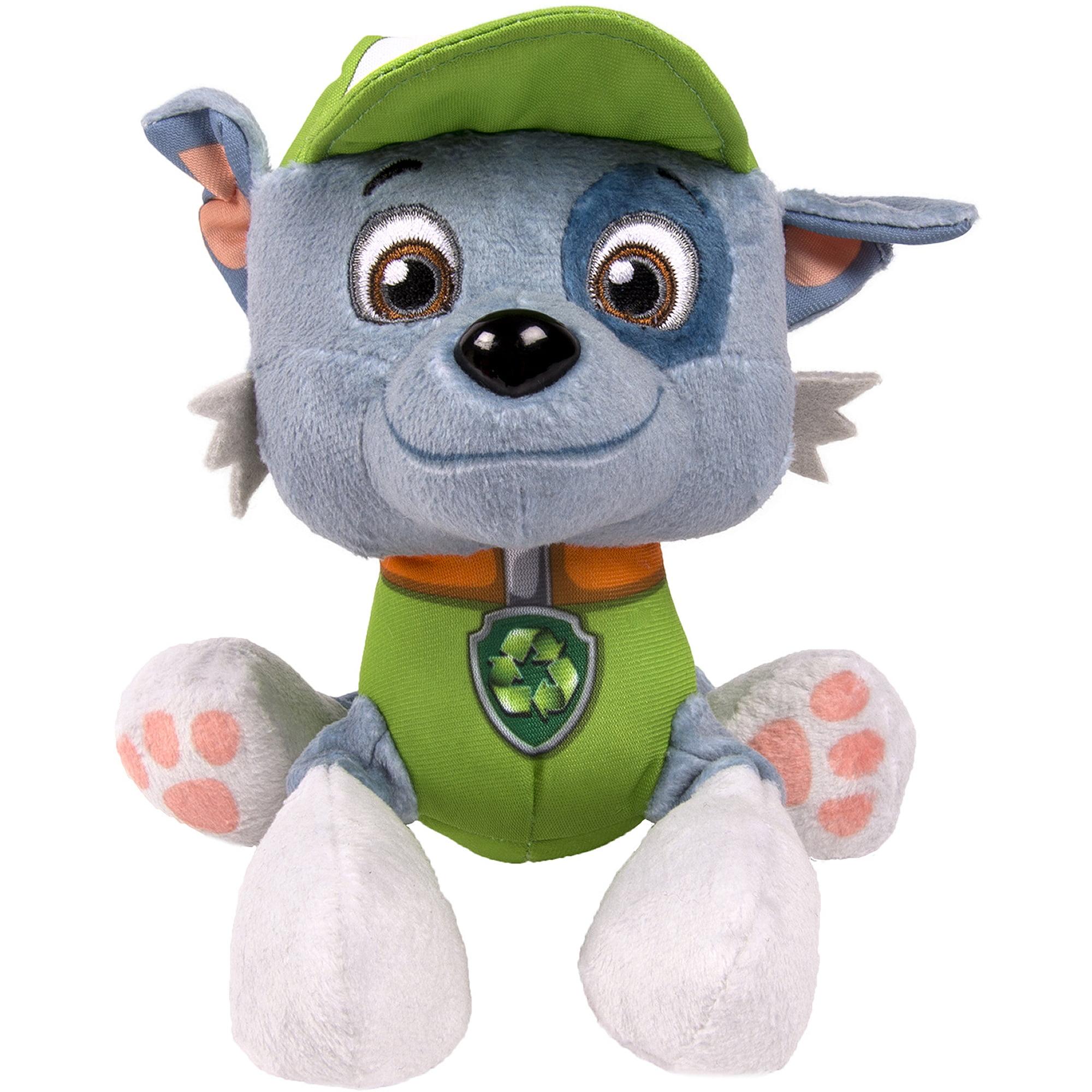 Nickelodeon Paw Patrol - Plush Pup Pals- Rocky