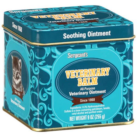 Sergeants Veterinary Balm 9oz Walmart Com