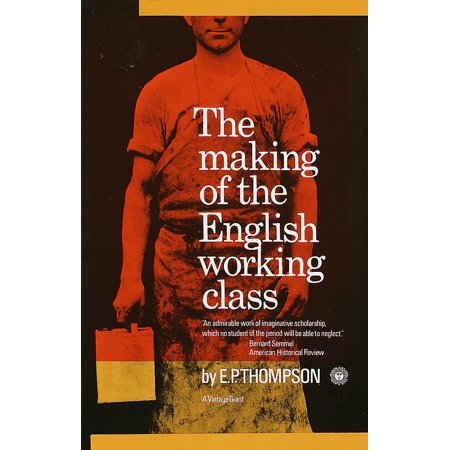 The Making of the English Working Class - English Class Halloween
