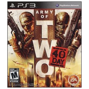 Army of Two: 40th Day (PS3)