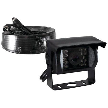 Commercial Grade Doors - Brand New PYLE PRO PLCMTR5 Commercial-Grade Weatherproof Backup Safety Driving Camera with Night Vision
