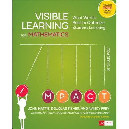Visible Learning for Mathematics, Grades K-12 : What Works Best to Optimize Student (Best App For Math Notes)