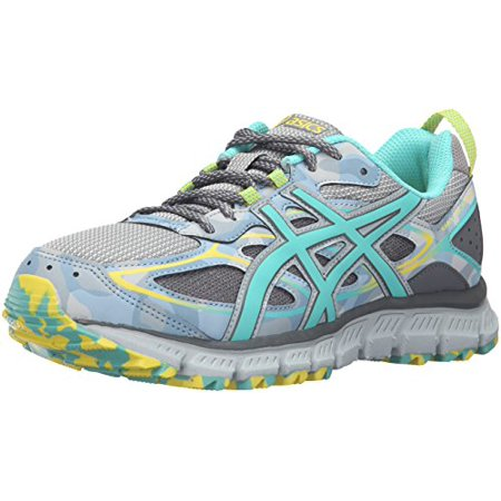 premium selection eb9e3 7a5a7 ASICS Gel-Scram 3 Gray Running, Cross Training Womens Athletic Shoes Size 5  New