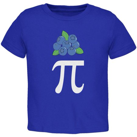 Halloween Math Patterning (Halloween Math Pi Costume Blueberry Day Toddler T)