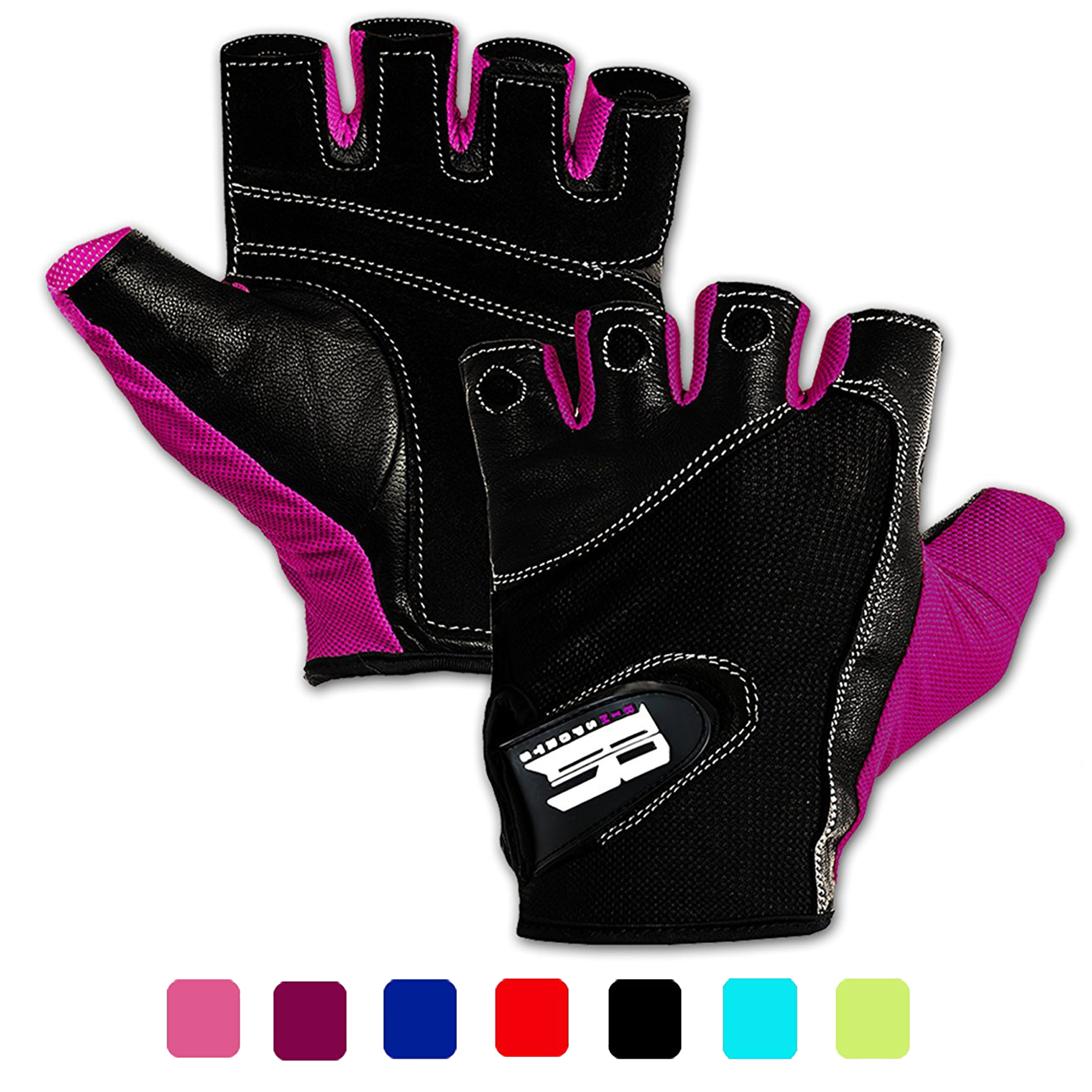 Workout Gloves Gym Gloves With Wrist Support Straps Body Fitness Weight Lifting