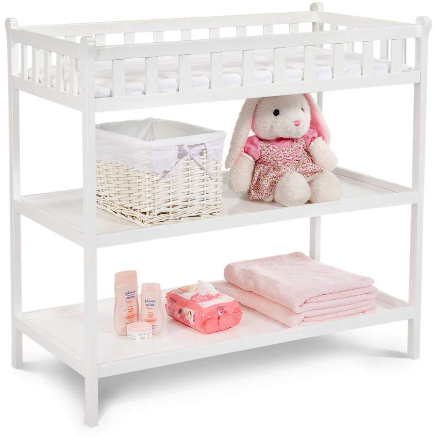 Delta Children Changing Table, Choose Your Finish