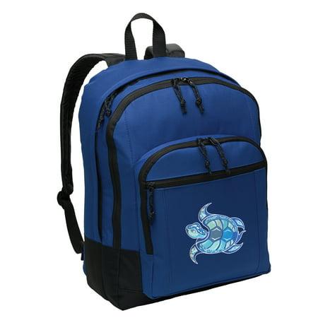 Turtle Backpack BEST MEDIUM Sea Turtle Backpack School