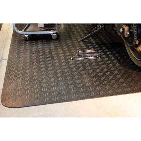 5 X 7 Coverguard Garage Floor Rubber Mat Walmart Com Walmart Com