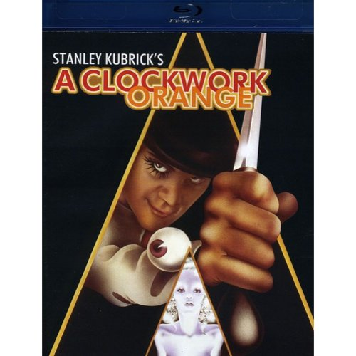 A Clockwork Orange (Blu-ray) (Widescreen)