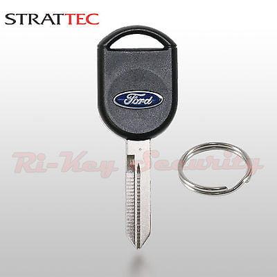 OEM Original Key For Ford F150 250 350 Ranger Transponder Key 5918997 With Logo ()