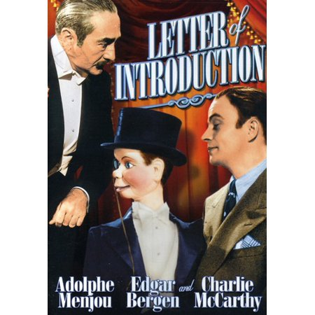 Letter of Introduction (DVD)