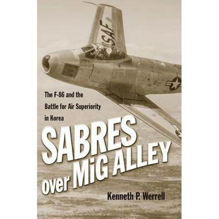 Sabres Over MiG Alley - eBook ()