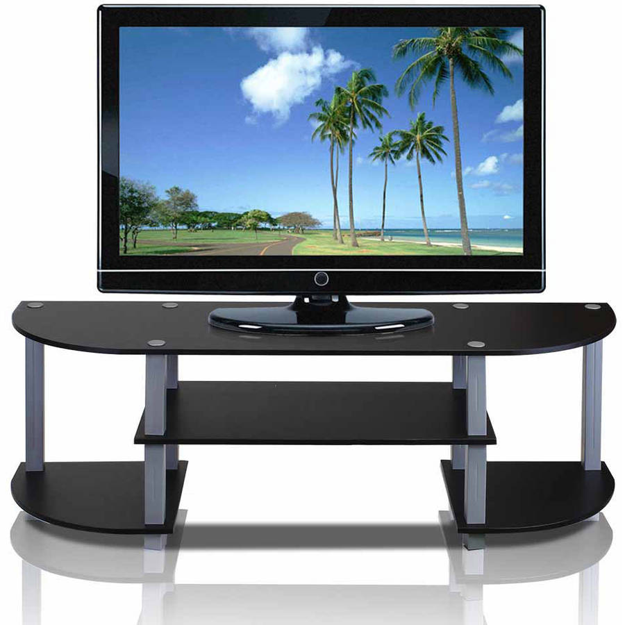 Furinno 11058 Turn-S-Tube Wide TV Stand Entertainment Center, Multiple Colors