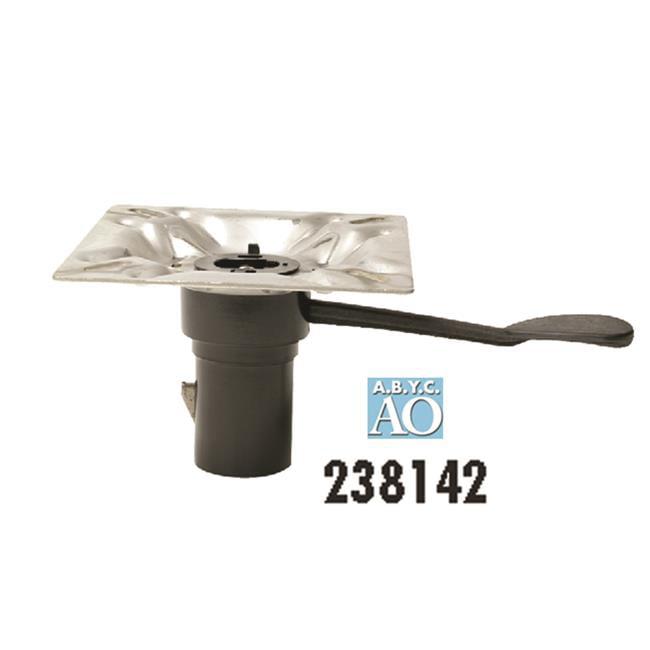 Attwood 238142-7 238 Series 3 deg Stainless Steel Right H...