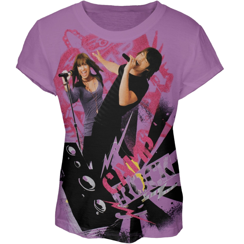 Camp Rock - Rocking Girls Youth T-Shirt