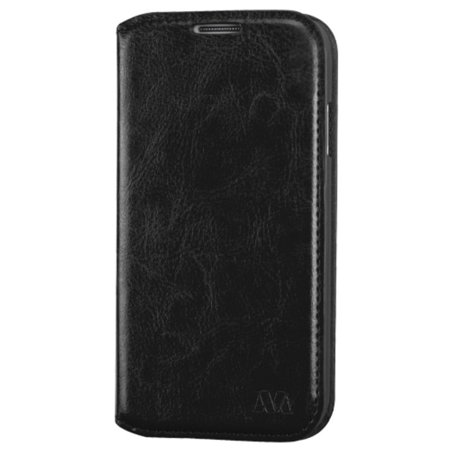 Insten Black MyJacket Wallet Casewith Tray 561 For Samsung Galaxy S4 - image 4 of 5