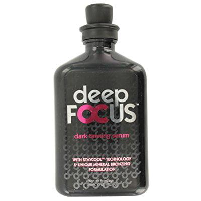 new rsun deep focus dark tanning serum 12 fl. oz.