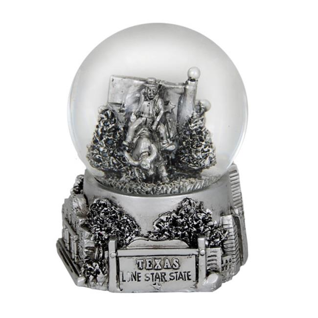 Americaware PSGTXS65 Texas 65 mm Snow Globe