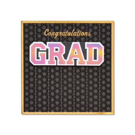 American Greetings Graduation Congratulations Grad Card with (Congratulations To My Son On His Graduation)
