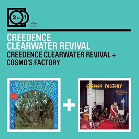 Creedence Clearwater / Cosmos Factory (CD)