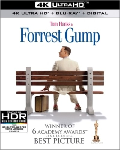 Forrest Gump (4K Ultra HD + Blu-ray + Digital)