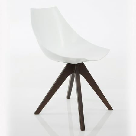 Superb American Atelier Design Guild Living Alex White Brown Pabps2019 Chair Design Images Pabps2019Com