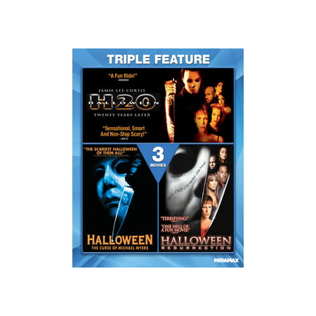 Halloween Collection (Blu-ray) - Halloween 2 Movie Cast