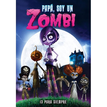 Daddy, I'm a Zombie (DVD) - Big Daddy Zombie