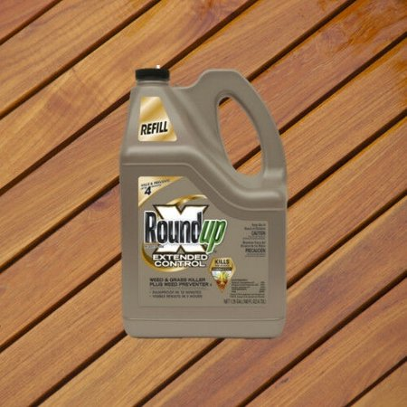 Image of Roundup Extended Control Weed Grass Killer Plus Weed Preventer Refill 1.25 gal