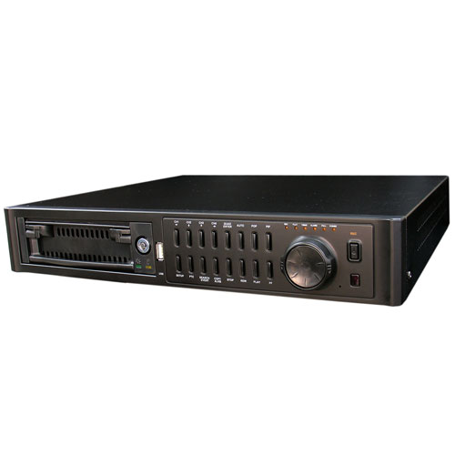 Clover Stand-Alone 4-Channel  IP-Addressable DVR