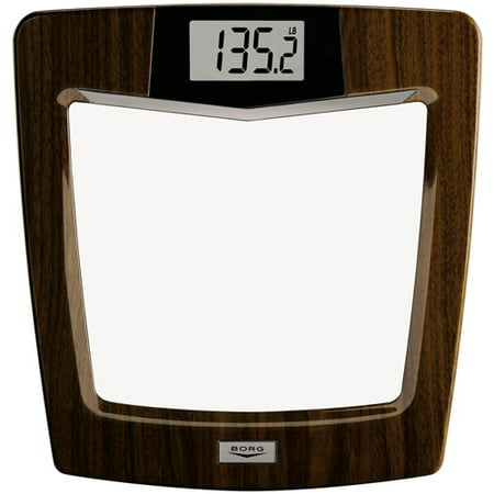 bathroom scale walmart. Borg Glass Digital Bath Scale  Walmart com