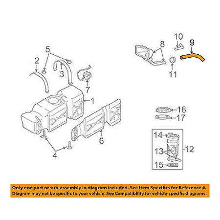 dodge ram 1500 fuel system diagram dodge chrysler oem 04 08 ram 1500 5 7l v8 fuel system filler hose  dodge chrysler oem 04 08 ram 1500 5 7l