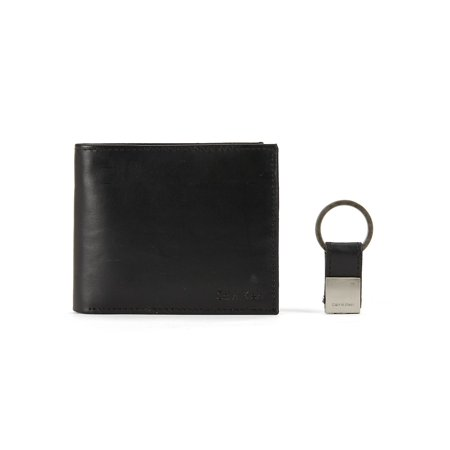 Leather Passcase with Key Fob