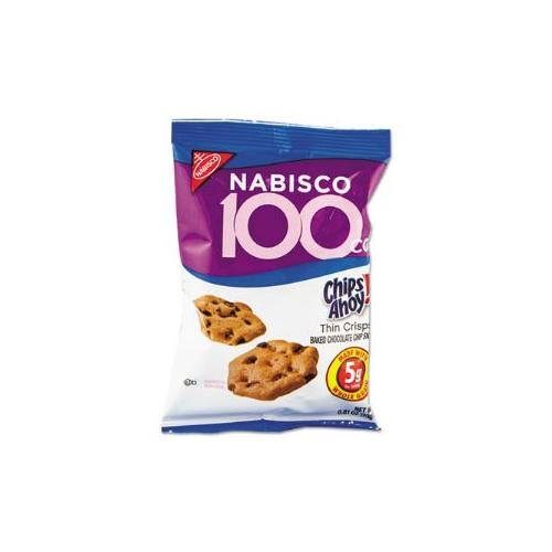 100 Calorie Chips Ahoy Chocolate Chip Cookie, 6 Packs/Box